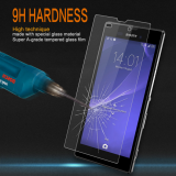 �������� ���������� ������ 9H Tempered Glass 0.25 mm (��� Sony Xperia T3 M50)